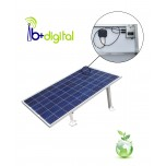 Kit Panel Solar de 250 Watts con Micro Inversor a 260 Watts