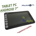 Tablet Android Capacitiva 5 Puntos 4gb
